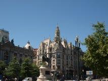 Oporto-Portugal Imágenes de archivo libres de regalías