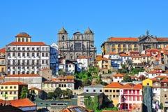 Oporto, Portugal Lizenzfreie Stockbilder