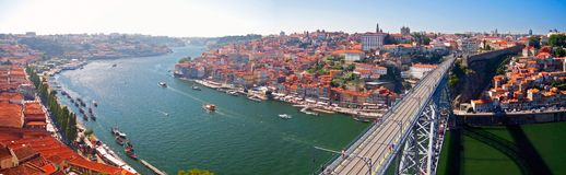 Oporto, Portugal Fotos de archivo