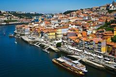 Oporto Portugal Foto de archivo libre de regalías