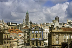 Oporto, portugal Royalty Free Stock Photos