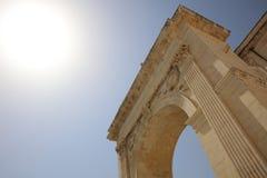 Oporto Reale en Noto sicilia Fotos de archivo