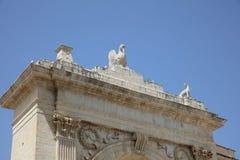 Oporto Reale en Noto sicilia Foto de archivo libre de regalías