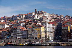 Oporto Ribeira Stock Photos