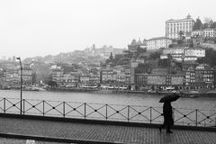 Oporto river Royalty Free Stock Photos