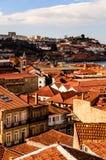 Oporto roofs Stock Photo