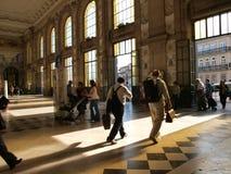 Oporto S.Bento train station interior Royalty Free Stock Photo