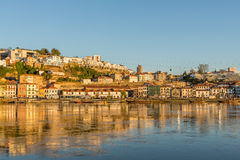 Oporto at Sunset Royalty Free Stock Images
