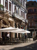 Oporto traditional  Majestic café Stock Image