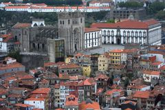 Oporto - view Stock Photos