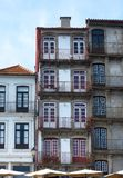 Oporto - view. Captured in Oporto - Portugal during summer 2011 Royalty Free Stock Photography