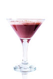 Oporto wine cocktail Royalty Free Stock Images