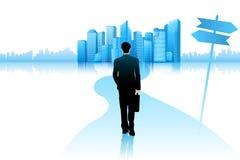 Oportunidade de negócio Imagens de Stock Royalty Free