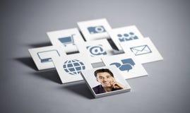 Oportunidade de Tecnology Fotografia de Stock