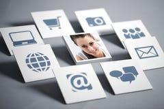 Oportunidade de Tecnology Foto de Stock