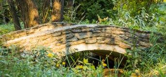 Opowieść most Obrazy Royalty Free