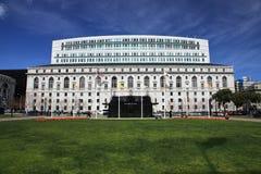 opperst hof van Californië, San Francisco royalty-vrije stock fotografie