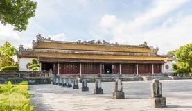 Opperste Harmony Palace bij Citadel van Tint stock foto's