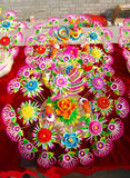Oppervlakte om de bloemen te doen Stock Fotografie