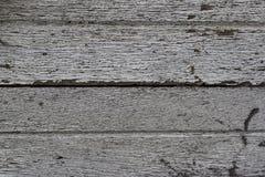 Oppervlakte tegen tijd, Oud hout wordt geërodeerd dat Royalty-vrije Stock Afbeeldingen