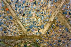 Oppervlakte van de muur royalty-vrije stock foto's