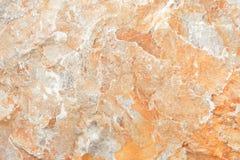 Oppervlakte van het marmer met bruine tint, steentextuur en achtergrond stock afbeelding