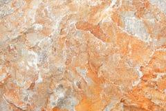 Oppervlakte van het marmer met bruine tint, steentextuur en achtergrond royalty-vrije stock foto