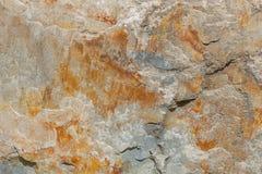 Oppervlakte van het marmer met bruine tint, steentextuur en achtergrond royalty-vrije stock foto's