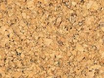 Oppervlakte van kruimel van cork. Royalty-vrije Stock Afbeelding