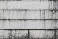 Oppervlakte van oud doorstaan beton Royalty-vrije Stock Foto's
