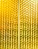 Oppervlakte van roestvrij staal Royalty-vrije Stock Fotografie