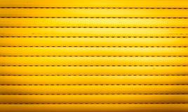 Oppervlakte van roestvrij staal met een wit patroon Stock Foto