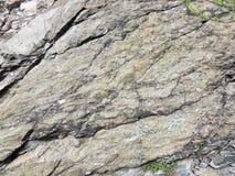 Oppervlakte van rots Zeer gedetailleerd en echt Royalty-vrije Stock Foto's