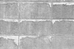 oppervlakte van witte cementmuur Stock Afbeelding