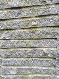 Oppervlaktetextuur van granietmuur royalty-vrije stock foto