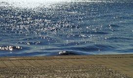 Oppervlaktewater Stock Afbeelding