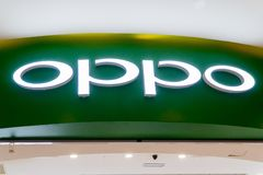 OPPO Royalty Free Stock Images
