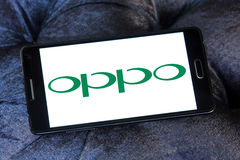 Oppo logo Royalty Free Stock Photography