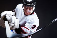 Opponent Royalty Free Stock Photo