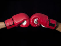 Opponent Royalty Free Stock Photography