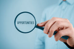 Opportunities concept Royalty Free Stock Photography