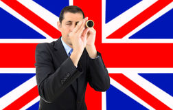 Opportunities outside UK Royalty Free Stock Photo