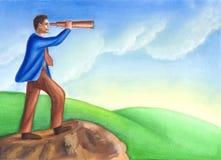 Opportunités commerciales Image libre de droits
