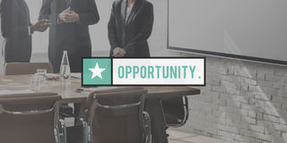 Opportunity Chance Choice Decision Occasion Opportunities Concep Royalty Free Stock Image