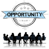 Opportunity Change Chance Choice Development Concept Royalty Free Stock Photos