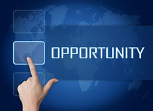 Opportunity Stock Photography