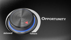 Opportunity controller Royalty Free Stock Photo