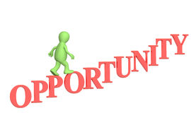 Opportunity of development Stock Photos