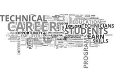 The Opportunity To Explore Different Career Paths Text Background  Word Cloud Concept. THE OPPORTUNITY TO EXPLORE DIFFERENT CAREER PATHS Text Background Word Royalty Free Stock Images