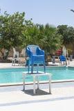 opróżnić basen opływa Zdjęcie Royalty Free